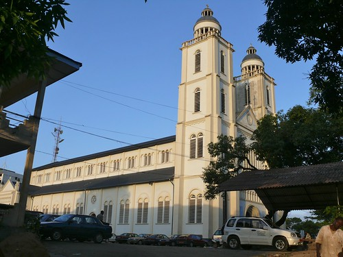 Douala Catholic Cathedral