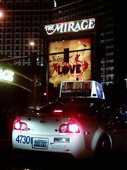 Trip to Vegas  (summer of August 08') (mymelodyshutter) Tags: las vegas hotel resort beatles mirage the