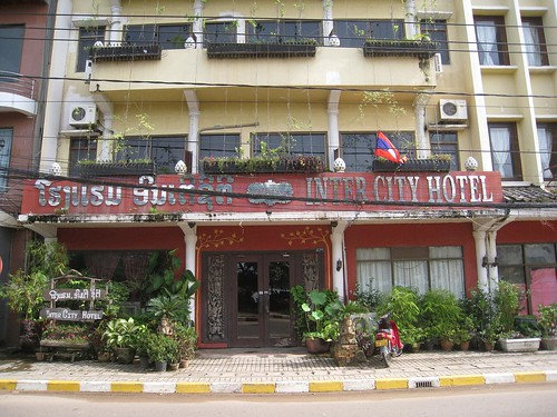 Inter City Hotel in Vientiane