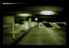 pass (explored) (gmacmt) Tags: film canon 50mm washington spokane downtown arm garage parking scan a1