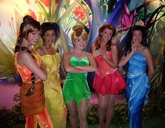 Tinker Bell and the Fairies of Pixie Hollow