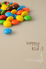 happy eid (La tifa ~) Tags: colour advertising happy la mms nikon colorful eid mm tifa d300    colourartaward