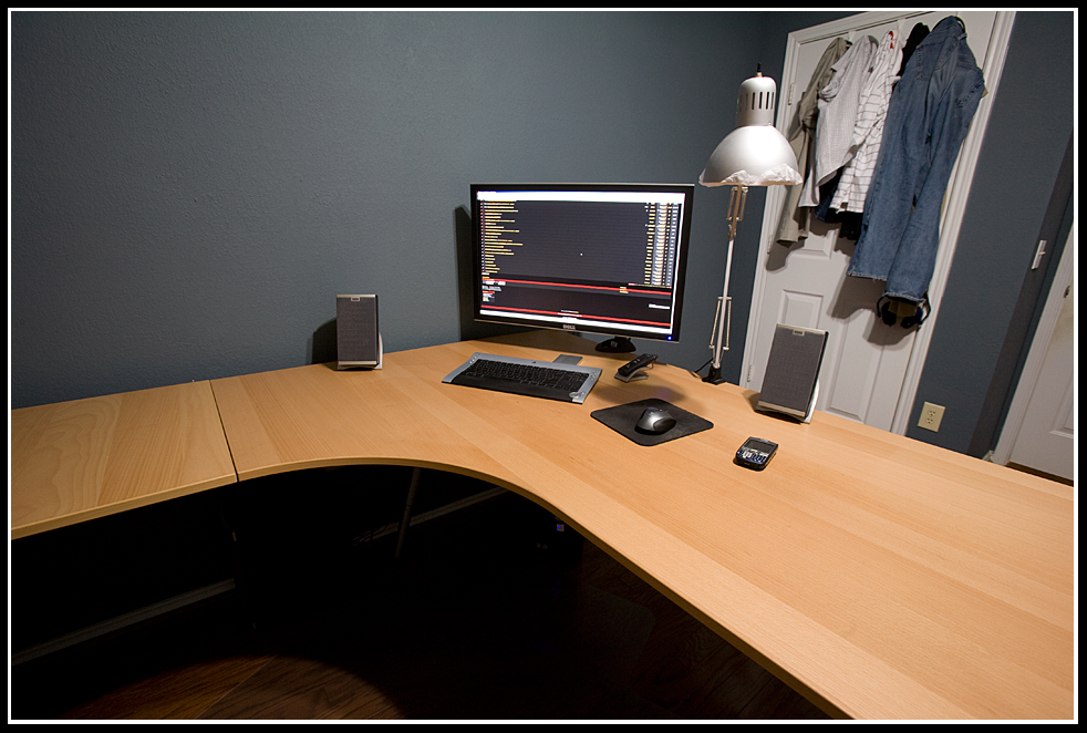 ikea desk gallery that is a lot of desk space lol ikea desk gallery my