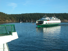 WSDOT Ferry (Feist, Michael - FunnyFence - catchthefuture) Tags: