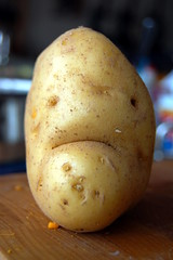 Mr. Grumpy Potato