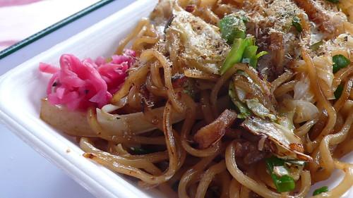 Fujinomiya yakisoba noodle 01