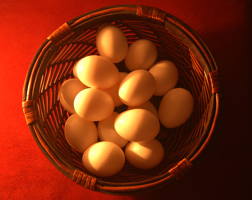 Eggs in my basket