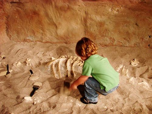 archeologist mason