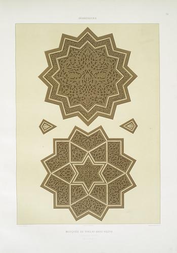 L'art Arabe - Diseños y adornos islámico-árabes
