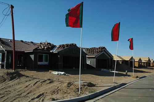 New Homes being built in Victorville California by Kevin Anderson