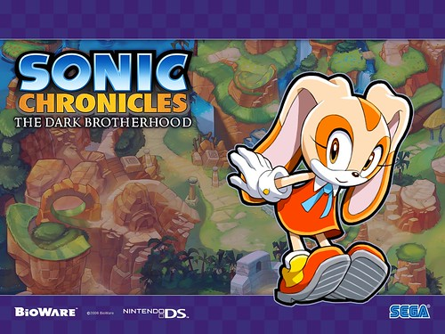 wallpapers sonic. sonic-chronicles-wallpaper