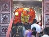 Saptashrungi Devi (Jennifer Kumar) Tags: india goddess temples hindu hinduism submissions devi maharasthra hindutemples ajoy alaivanicontributors alaivani saptashrungidevi alaivanisubmissions top20april2009