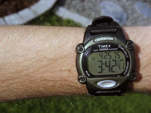 canada me race bc time britishcolumbia marathon watch run victoria vancouverisland timex endurance rvm royalvictoriamarathon chiptime