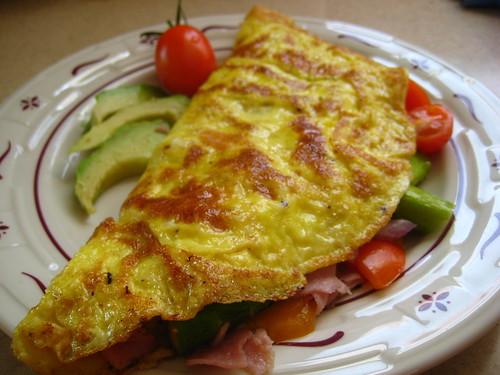omelet 10.19.08