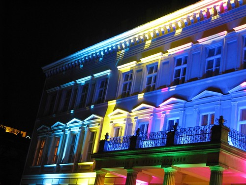Festival of Lights, Berlin, 2008