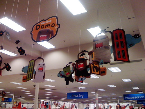 Domo takes over Target