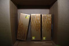 new family members! (radiant guy) Tags: nikon box flash boxes cls flashes sb800 nikonsb800