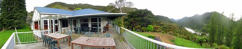 Ramanui Lodge (Bridge To Nowhere Lodge), Whanganui National Park, New Zealand