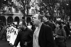 Protesta anti-Gelmini, Torino (AlbySpace) Tags: torino universit protesta corteo decreto gelmini albyspace legge133
