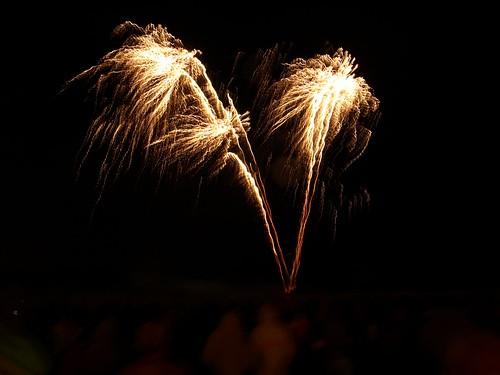 Pencaitland Fireworks
