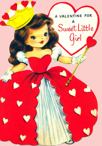 Queen of Hearts Valentine!