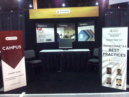 engage booth