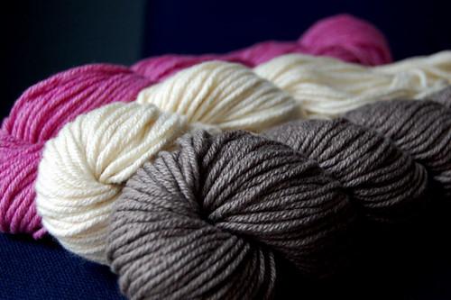 silk + cotton