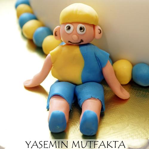 Fenerbahçe Pasta Model