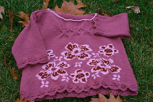 Wildflower Sweater