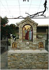 Archangel Mikhail  fountain