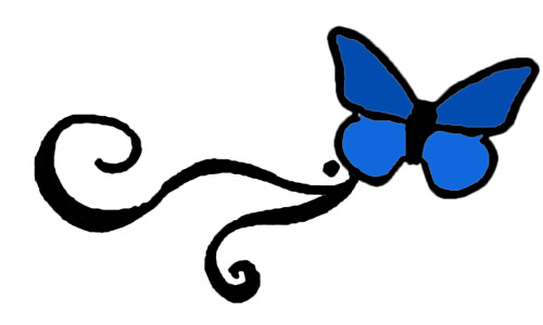 tattoo drawing games star tattoo on the wrist. printable butterfly