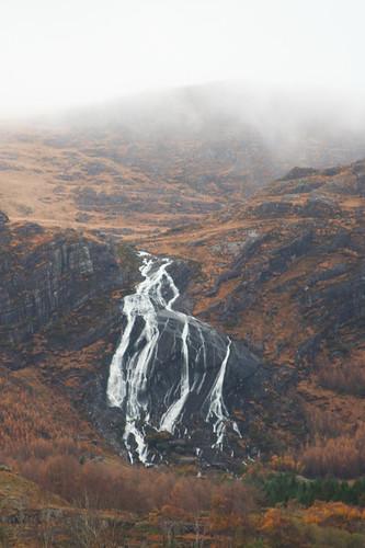 Gleninchaquin Falls