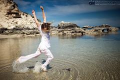 [Submergence: Purity] Free (Scott G Trenorden Photography) Tags: ocean blue wet water westernaustralia rottnestisland pduv nikond700 nikon2470mmf28 passionduvoyagephotography jessicatruscott superbmodel