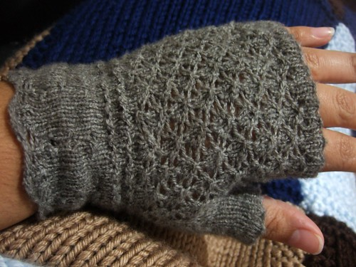 Wine and Roses Mitts (2)