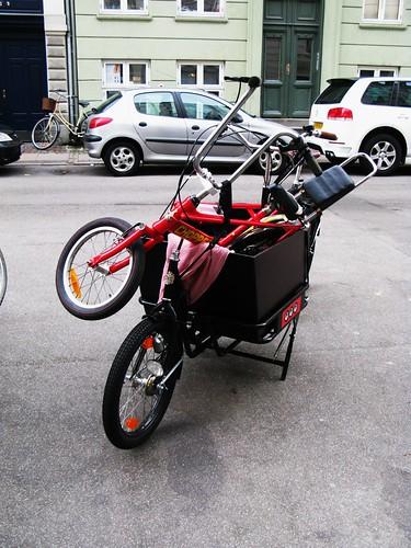 Cargo Bike Bike