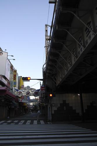 御徒町~上野・アメ横