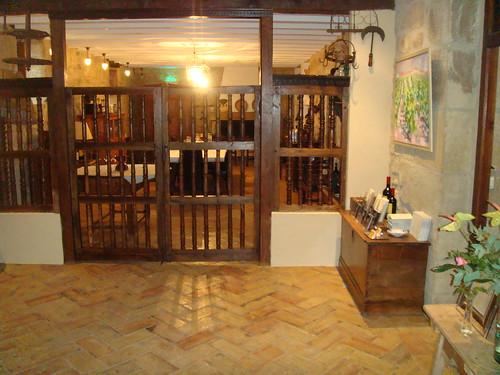 Salón principal de la Bodega