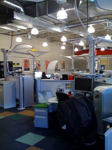 Secret photo of Google's Toronto HQ