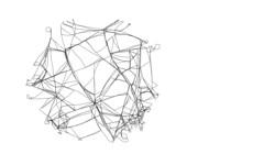 (lennyjpg) Tags: lines print loop random path cluster lenny generative recursive vectors bezier hairline intersections processingorg java2d lennyjpg leanderherzog unlekkergeom wwwleanderherzogch