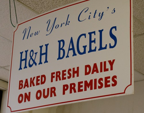 Food find: H&H bagels at Quality Kosher Emporium