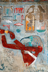 TEMPLE DE  LOUXOR, EGYPTE (meunierd) Tags: africa lake sphinx dessert plateau
