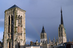 DSC_0 (stephanelhote) Tags: rouen cathedrale arcenciel stephanelhote