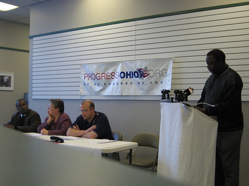 Columbus Jobs and Economic Recovery Now Event