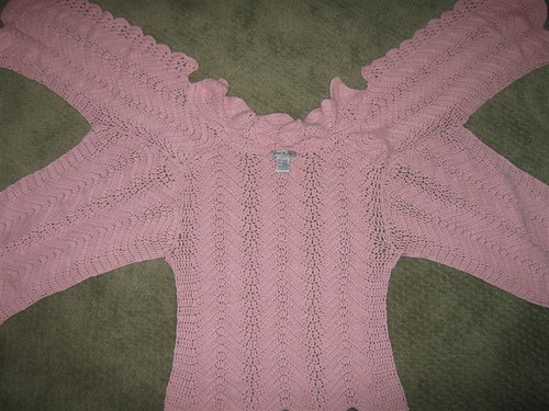 Challenge Sweater unseamed