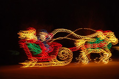 Sertoma Park Christmas Lights