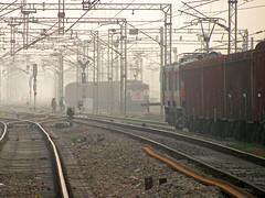 IMG_6023 (Ankit Bharaj) Tags: canon is indian 100 railways ldh mgs ankit sx faridabad irfca 23231 27005 bharaj wag7 wag5