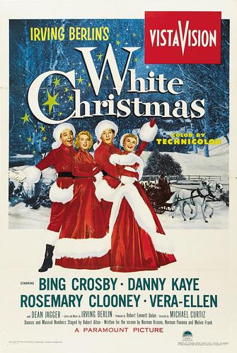 White Christmas (1954) International Movie Poster