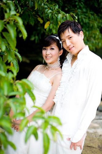 美麗的婚紗照005