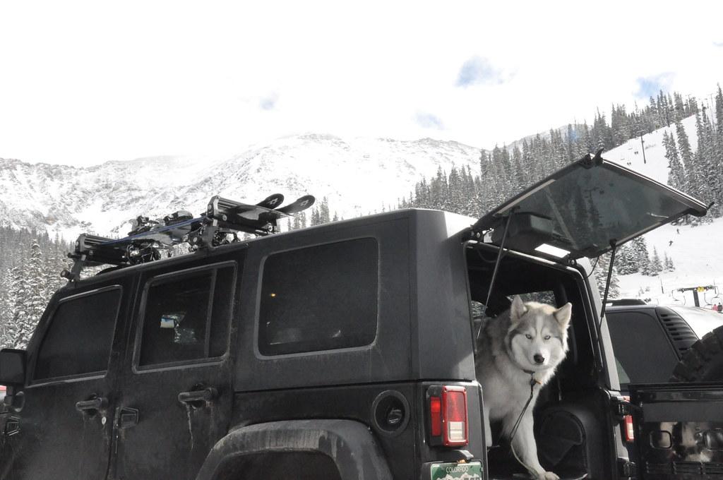 Snowboard Rack Jeep Wrangler Forum