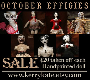 handpainted one of a kind doll sale